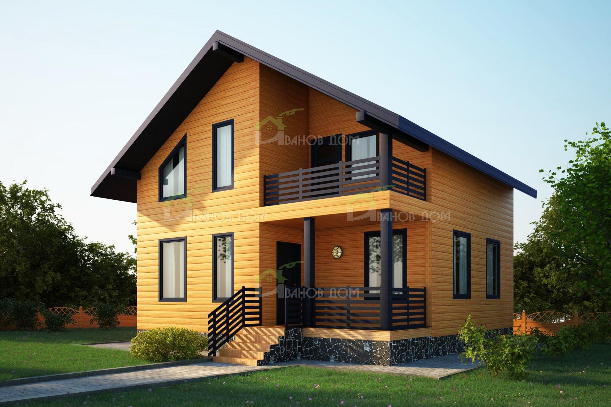 Gradnja hiš iz lesa st petersburg