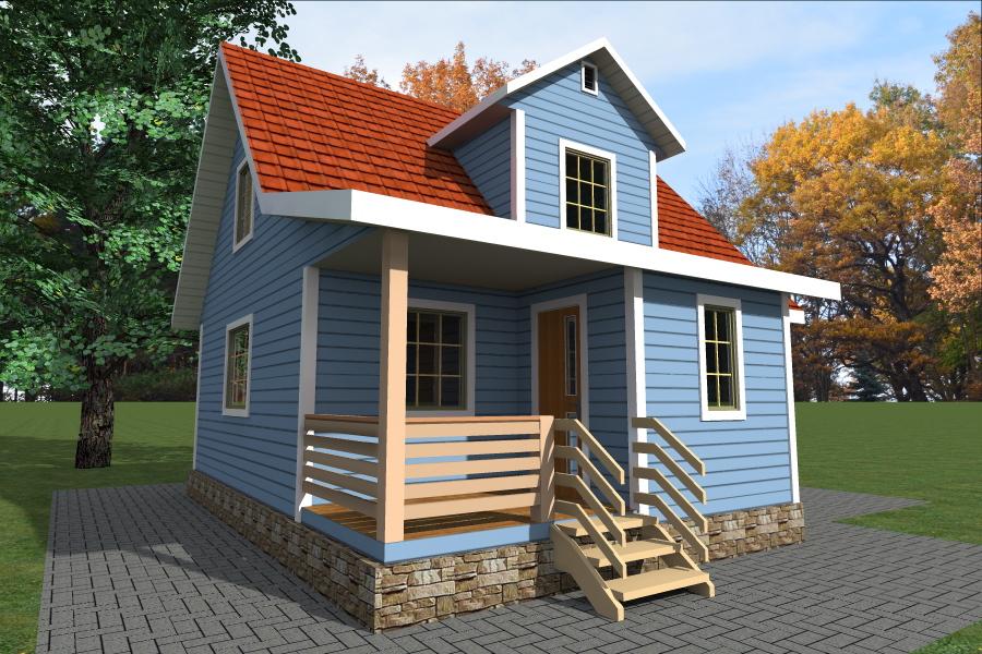 Проекты домов на 2 семьи для строительства: планировки и
